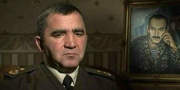 Həlak olan polkovnik Aprel döyüşünün qəhrəmanı olub - Video
