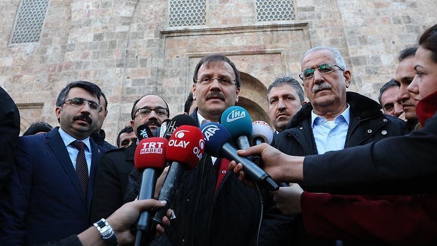Турция в Африне защищает южные границы НАТО