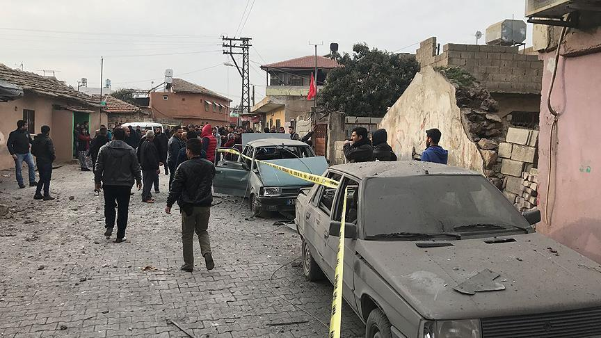Ракетные удары по Турции: есть погибший и раненые