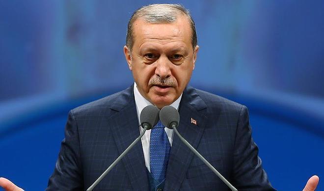 Эрдоган пригрозил Израилю санкциями
