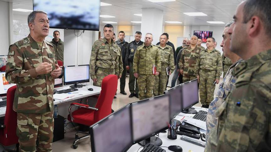 Операция в Африне продолжится до последнего террориста