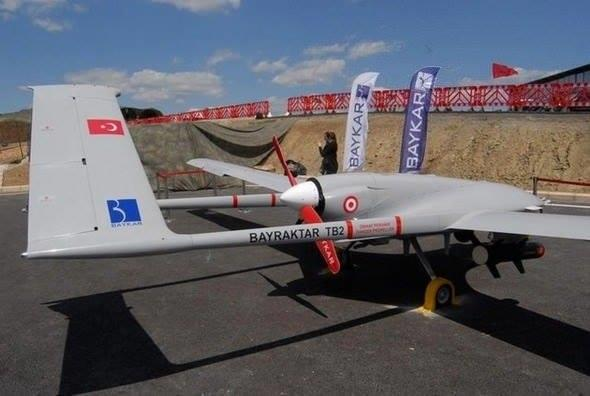Turkey has developed new mini-missiles for UAVs