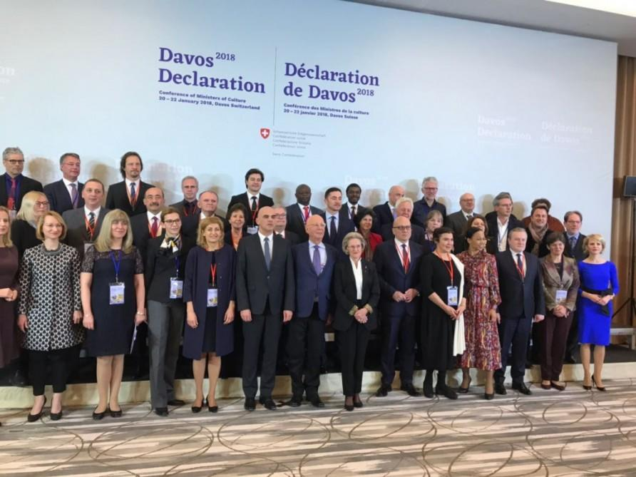 Azerbaijan joins Conference of EMC in Davos -
