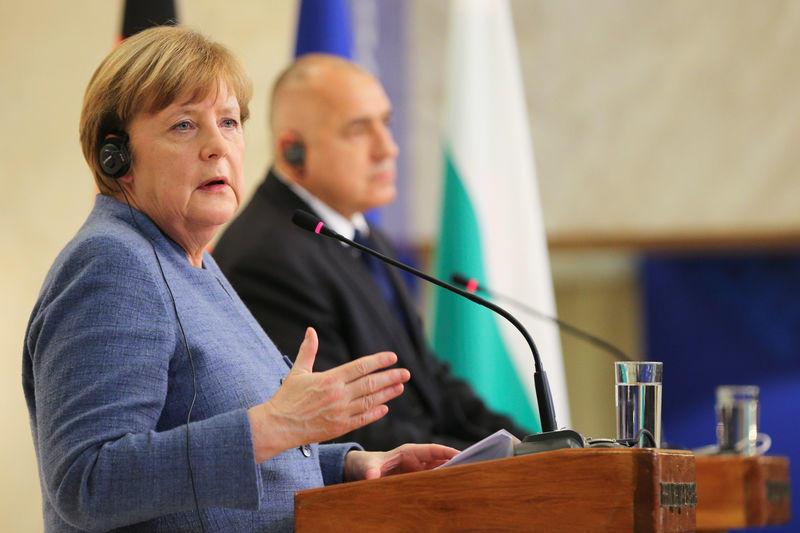 Меркель дала добро на саммит с Турцией