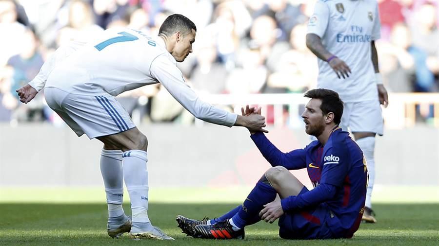 Роналду назвал Месси плохим футболистом