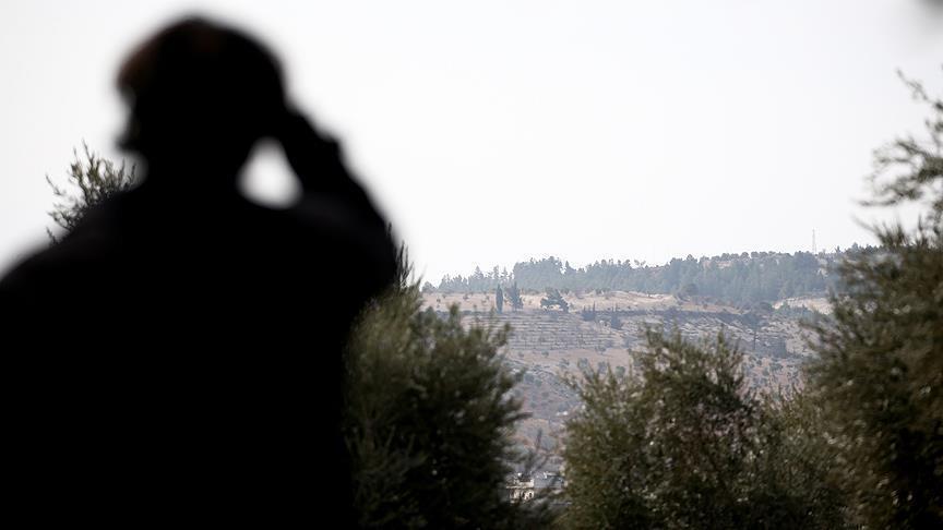 Разведка Турции поддерживает операции в Африне
