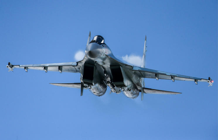 Moscow to deliver six Su-30 fighter aircraft to Myanmar