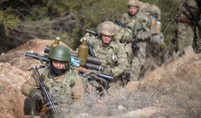 ВС Турции уничтожили 15 боевиков РПК