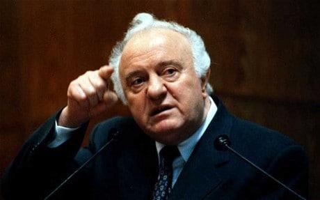 """Şevarnadze bu azərbaycanlıya """"böyük aktyor"""" demişdi -"""