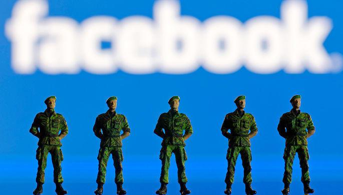 Facebook пообещала защитить демократию