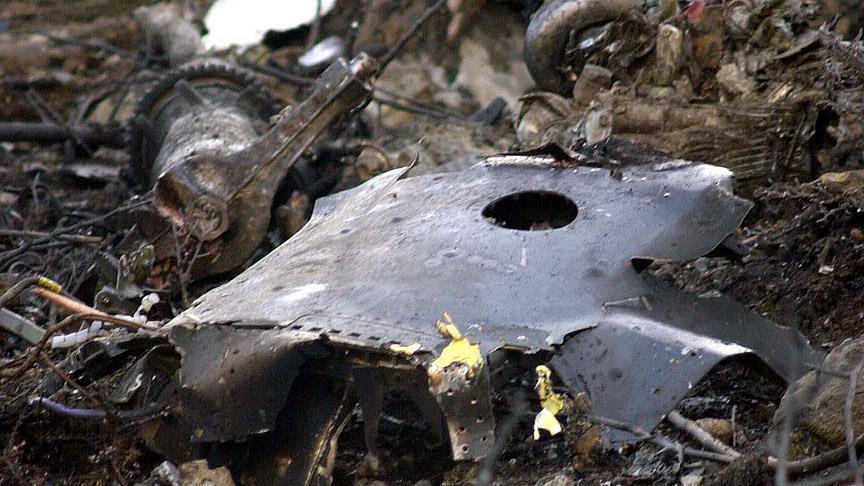 В Германии в воздухе столкнулись самолет и вертолет