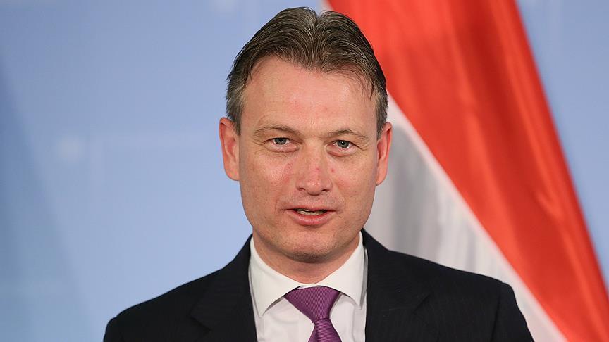 Глава МИД Нидерландов поддержал Турцию