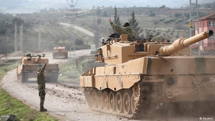 """Türkiyə hücumu: """"Böyük İsrail"""" və Sevr məhv edildi –"""