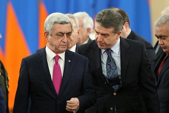 """Sərkisyan """"Qarabağ kart""""ını işə saldı - Politoloq"""