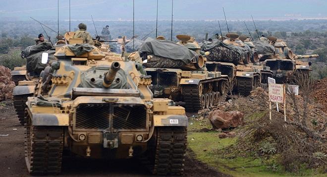Евросоюз призывает Турцию не проводить АТО в Сирии