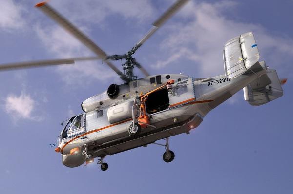 Rusiya Türkiyəyə hərbi helikopter satdı