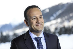 Irish PM re-registers as doctor to help tackle COVID-19