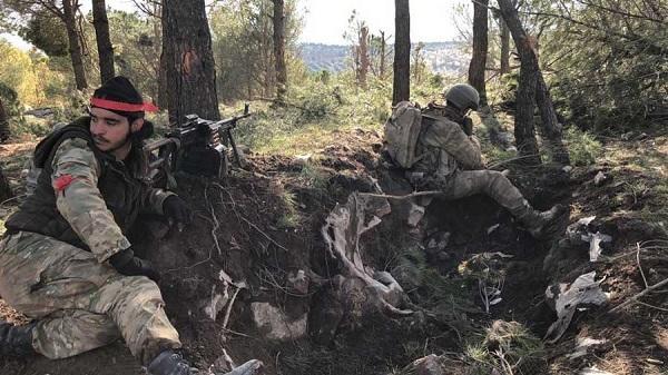 ASO YPG düşərgəsini ələ keçirdi – Video