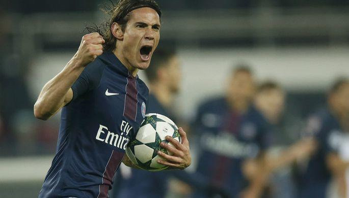Atletico Madrid to transfer Edinson Cavani