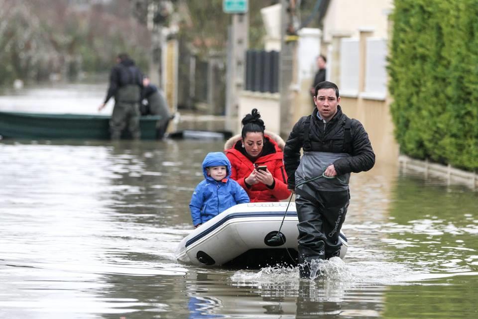"""Глобальное потепление """"утопит"""" дома свыше 5 млн людей"""