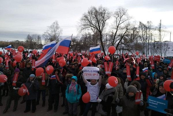 Protests in Russia: The army is sent to St. Petersburg