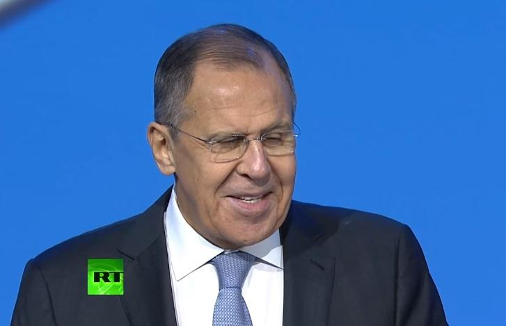 Lavrov: The US is an elephant in a crockery shop