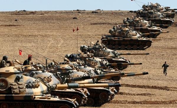 Обнародовано название новой военной операции ВС Турции
