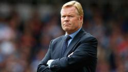 Koeman walks out of the press conference