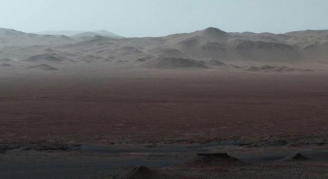 Alimdən inanılmaz: Marsda həyat izləri 40 il əvvəl tapılıb
