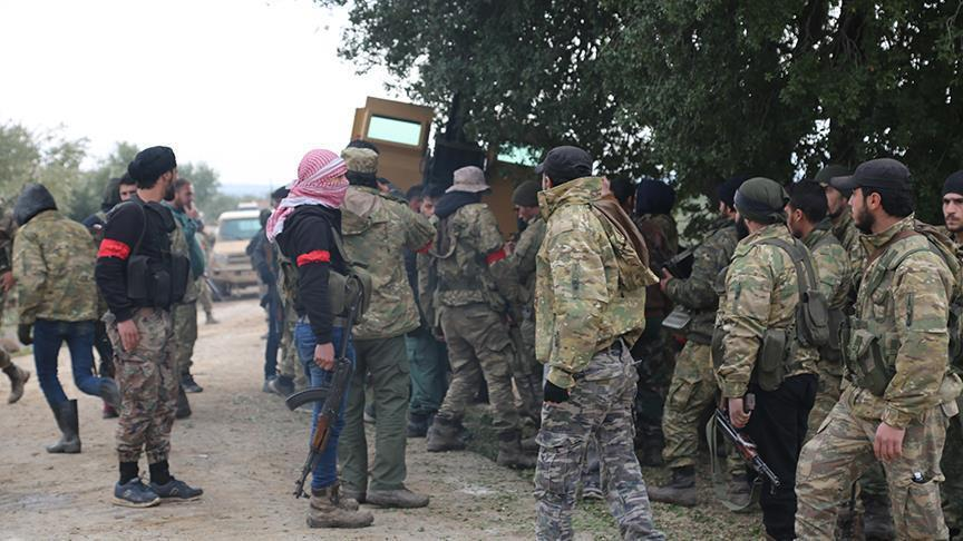 Изгнанные из Африна террористы PYD/YPG обещают партизанщину