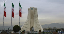 Iranian FM representative detained on charges of spying