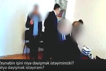 Bir davanın tarixçəsi: gizli çəkiliş, məhkəmə və… - Videolar