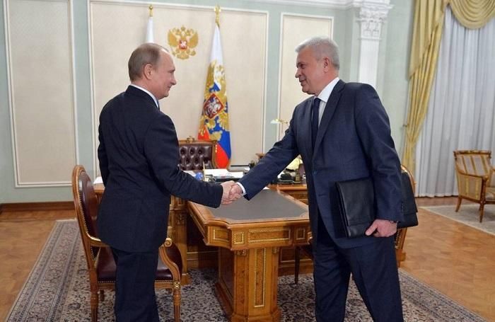 Putin is meeting with Alakbarov today