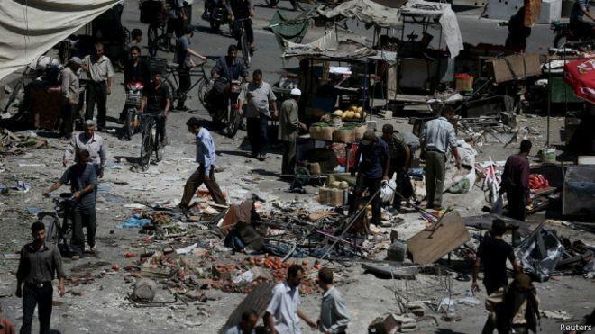 اسد امر وئردی: ۴۰۰ مین نفرلیک بؤلگه وورولدو