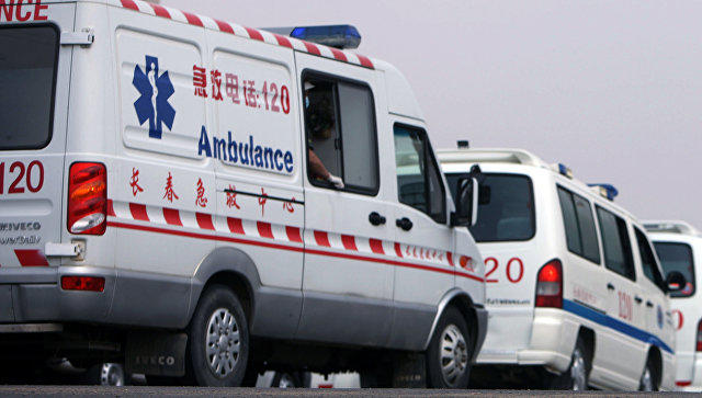 China: Knife attack at kindergarten leaves 39 injured