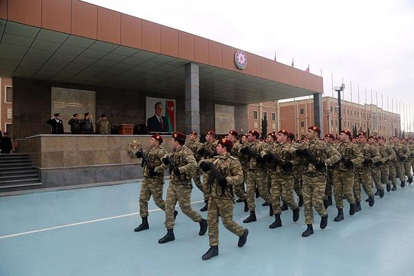 The Civil Service called on conscripts