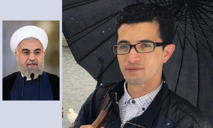 مدنی فعال ایبراهیم نوری حبسخانانین ۷-جی کورپوسونا کؤچورولوب