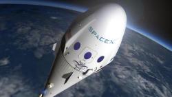 SpaceX's Crew Dragon civilian crew lands near Florida