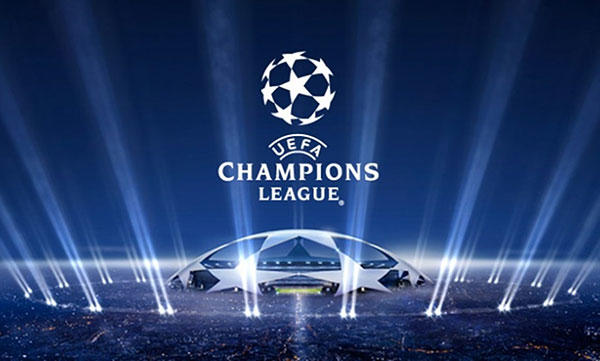 Champions League tonight's line-ups -