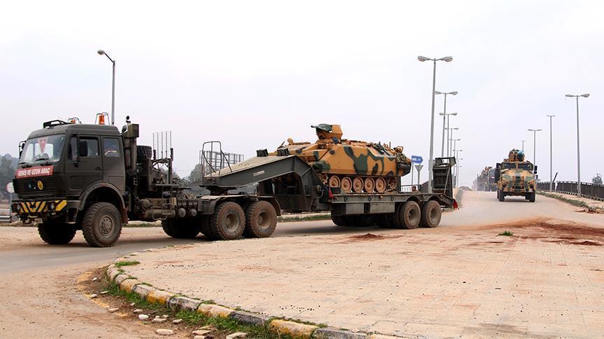 Турция создает седьмой наблюдательный пункт в Идлибе