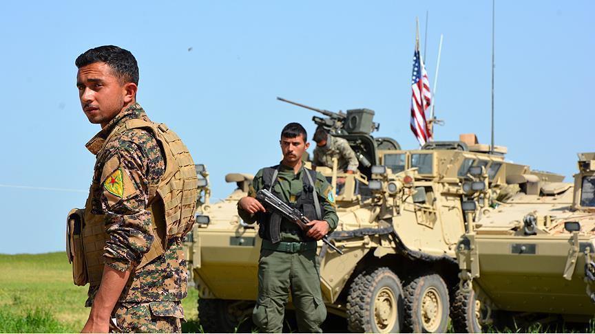 YPG ABŞ-ın göndərdiyi silahları satır –