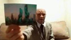 دونیا شوکدا: ۲۱۱۸-جی ایلدن گلمیشم، بو دا ثبوت- ویدئو