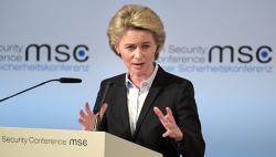 Europe needs a second Marshall Plan - Leyen
