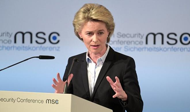 Europe needs a second Marshall Plan - Leyen