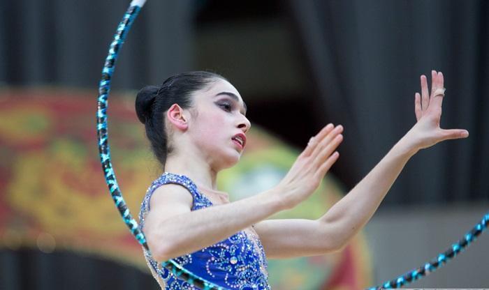 Gimnastımız Olimpiadaya vəsiqə qazandı