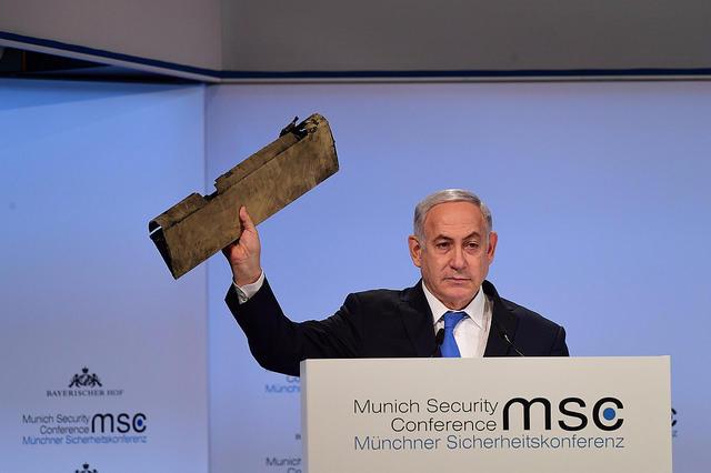 Нетаньяху с трибуны в Мюнхене пригрозил Ирану