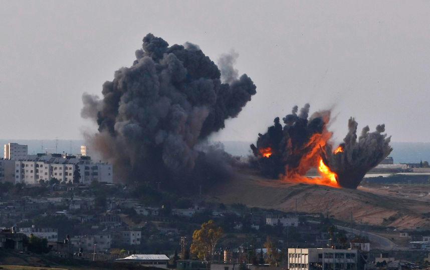 Израиль и сектор Газа обменялись ударами