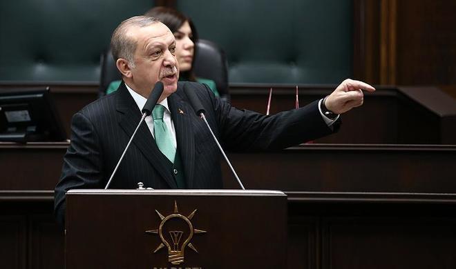 Эрдоган о Сирии: Агрессор Запад, а Турция - освободитель