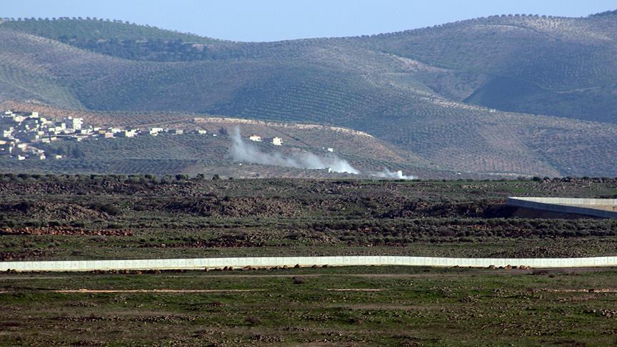 Турецкая армия отбросила войска Асада от Африна