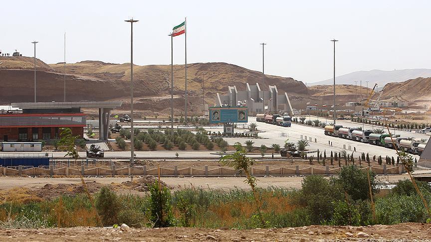 Иран и КРАИ удваивают число КПП - Инфографика